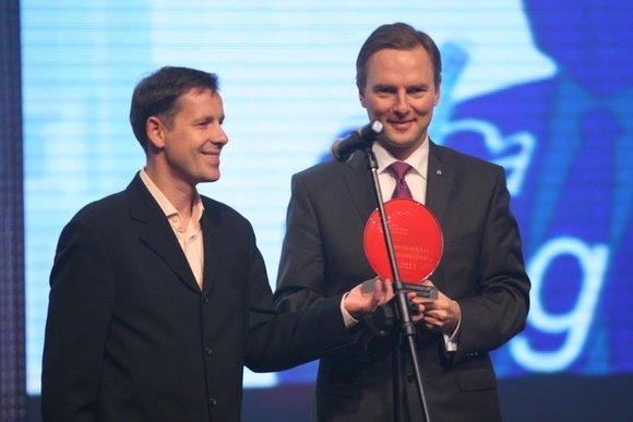 J.Kalinsko nuotr./Darius Jonušis ir Rytis Ambrazevičius