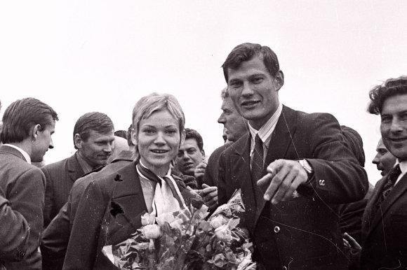 Pliadisfoto.com nuotr./Modestas Paulauskas 1972 m.