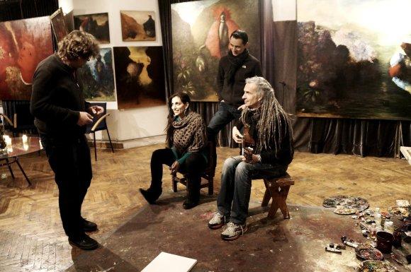 """""""Trade Hub Production"""" nuotr./Argentiniečių vokalistė Sofia Rei"""