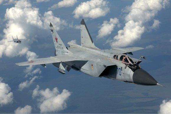 """Wikimedia.org nuotr./""""Mikoyan MiG-31"""""""