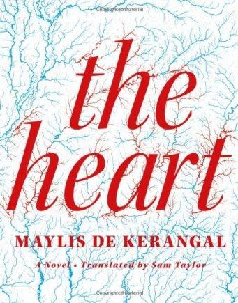 """Knygos viršelis/Knyga """"The Heart"""""""