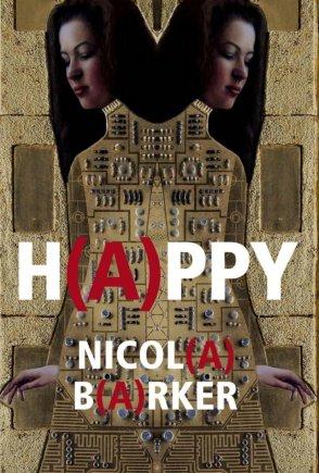 "Knygos viršelis/Knyga ""H(a)ppy"""