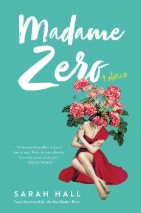 """Knygos viršelis/Knyga """"Madame Zero"""""""
