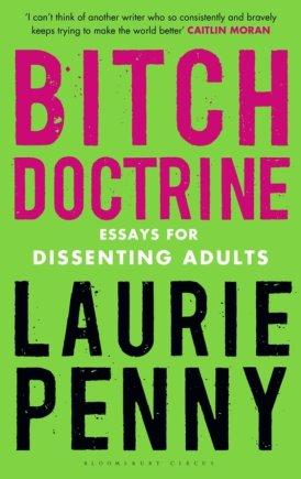 """Knygos viršelis/Knyga """"Bitch Doctrine"""""""