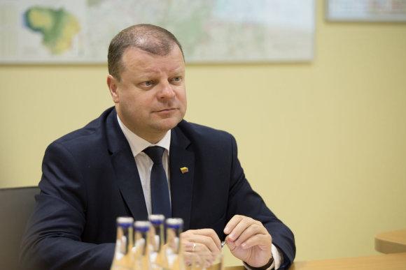 LRVK/Dariaus Janučio nuotr./Saulius Skvernelis