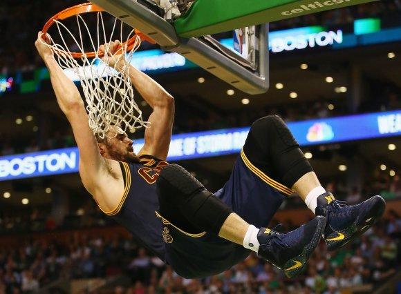 """Scanpix"" nuotr./NBA Rytų konferencijos finalas"