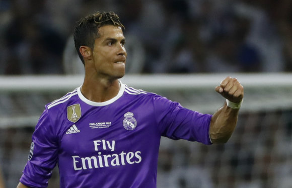 """Scanpix"" nuotr./Cristiano Ronaldo"