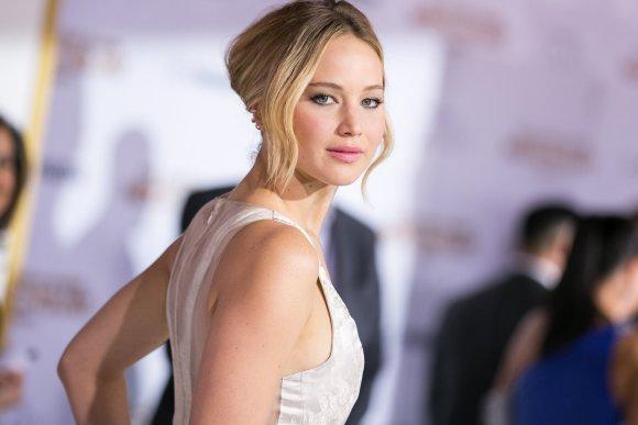 """""""Scanpix""""/""""Sipa USA"""" nuotr./Jennifer Lawrence"""