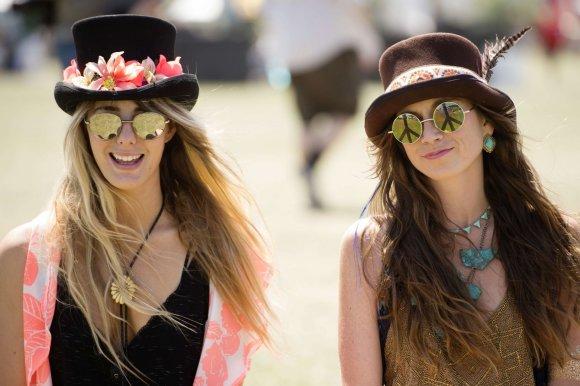 "AFP/""Scanpix"" nuotr./""Coachella"" festivalis"