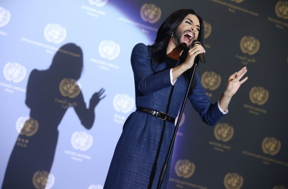 """Reuters""/""Scanpix"" nuotr./Conchita Wurst"