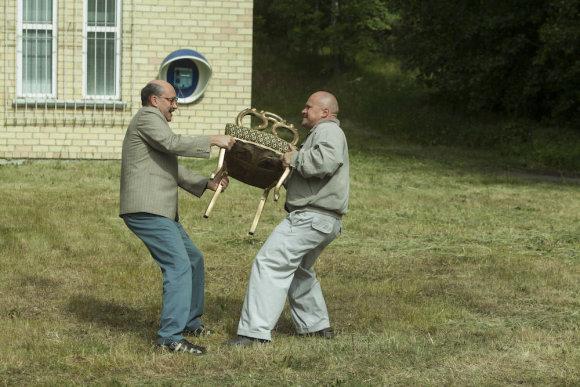 """Filmo kūrėjų nuotr./Komedija """"12 Kėdžių"""""""