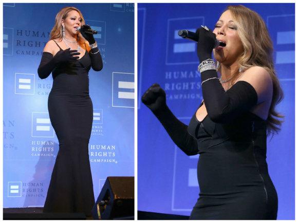 """Scanpix"" nuotr./Mariah Carey"