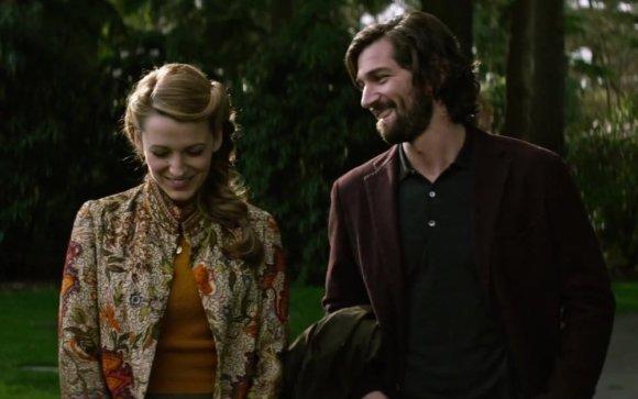 """""""ACME Film"""" nuotr./Michielis Huismanas ir Blake Lively filme """"Adelainos amžius"""""""
