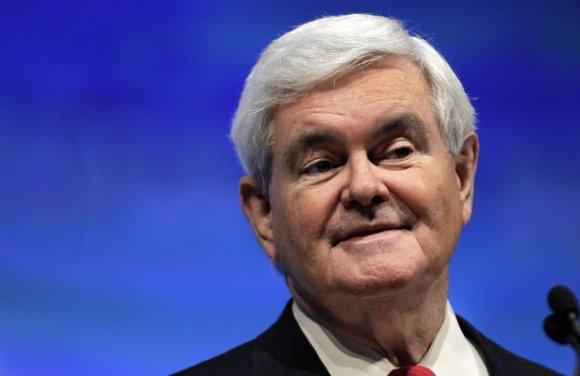 "AP/""Scanpix"" nuotr./Newtas Gingrichas"