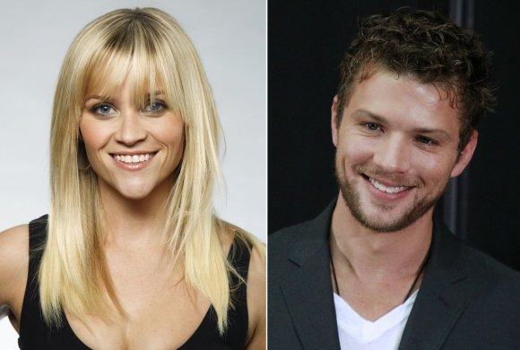 """""""Reuters""""/""""Scanpix"""" nuotr./Prieš šešerius metus išsiskyrė Reese Witherspoon ir Ryanas Phillippe'as"""