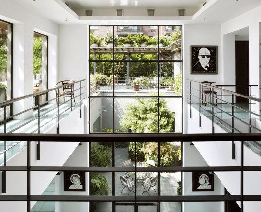 Vida Press nuotr./Roberto De Niro apartamentai Niujorke