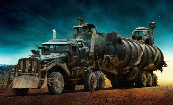 """""""ACME Film"""" nuotr./""""The War Rig"""""""