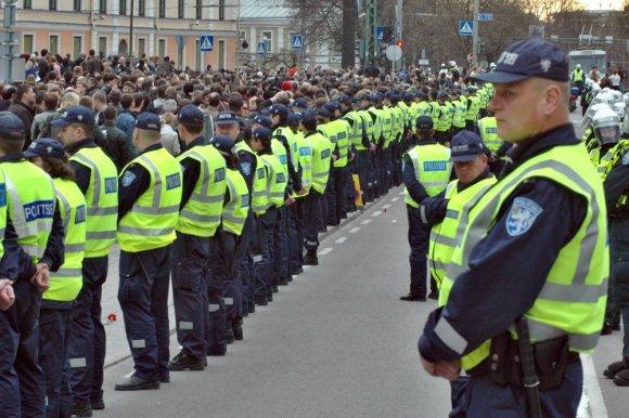 """Scanpix"" nuotr./Estijos policija"