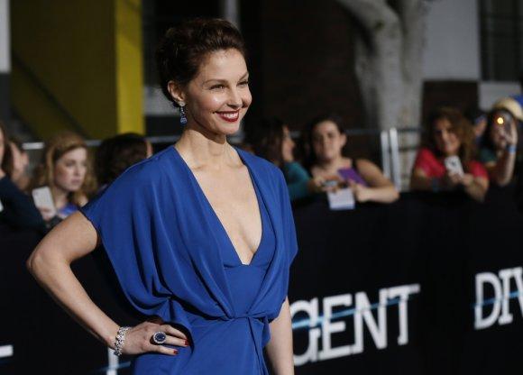 """""""Reuters""""/""""Scanpix"""" nuotr./Harvey Weinsteino priekabiavimą patyrusi aktorė Ashley Judd"""