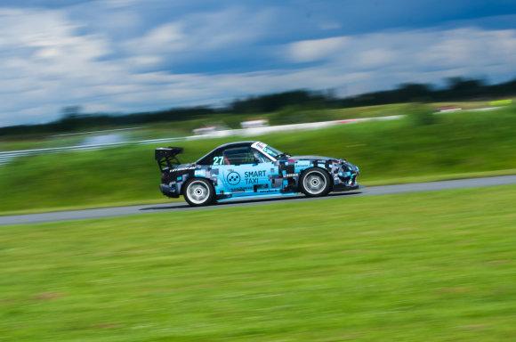 """Ryčio Petrausko nuotr./""""Autoplius Fast Lap"""" lenktynės Pernu"""