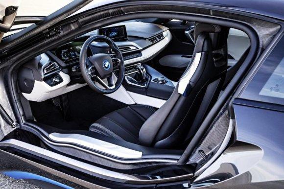 """""""Autobild"""" nuotr./BMW i8"""
