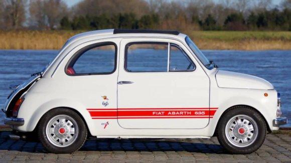 """Fiat 500 Abarth"""