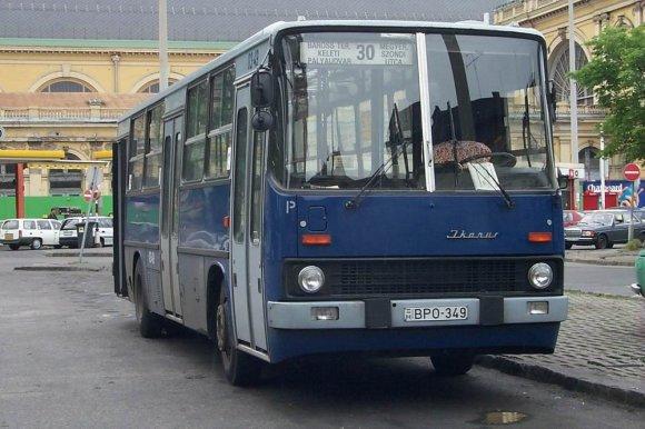 """Sxc.hu nuotr./""""Ikarus"""" autobusas"""
