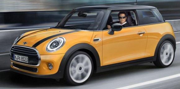 """""""Mini"""" akiniai vairavimui"""