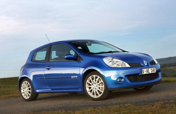 """""""Renault Clio Sport 197"""""""