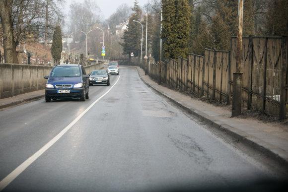 Juliaus Kalinsko/15min.lt nuotr./Vilniaus gatvė