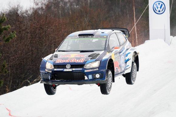 """Scanpix"" nuotr./WRC ralis Švedijoje"