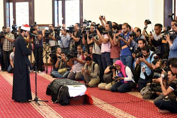 """""""Scanpix""""/AP nuotr./Atsisveikinimas su legendiniu aktoriumi Omaru Sharifu"""