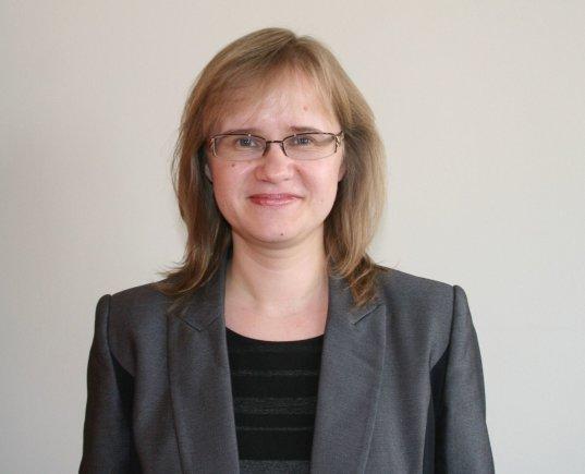 Finansų ministerijos nuotr./Finansų viceministrė Daiva Brasiūnaitė