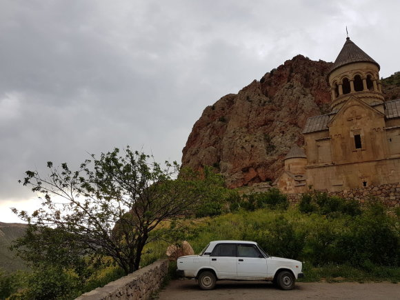 Raimundos Celencevičiaus/15min nuotr./Noravanko vienuolynas Armėnijoje