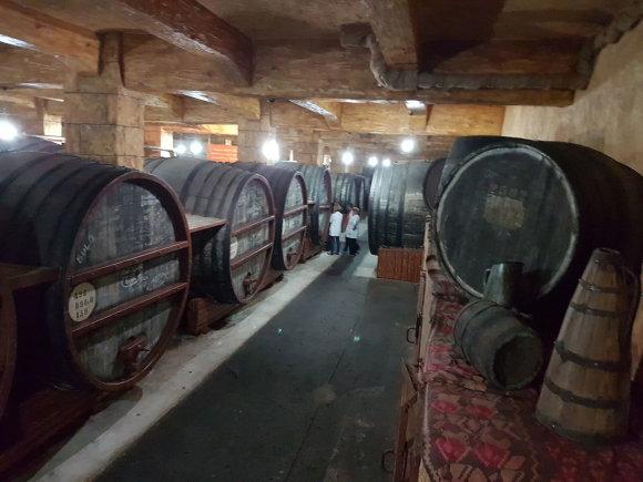 """Raimundos Celencevičiaus/15min nuotr./Brendžio, degtinės ir vyno gamykla """"Ararat"""""""
