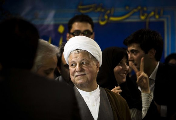 "AFP/""Scanpix"" nuotr./Akbaras Hashemi Rafsanjani"