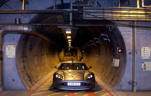 """Scanpix""/AP nuotr./Lamanšo tunelis"