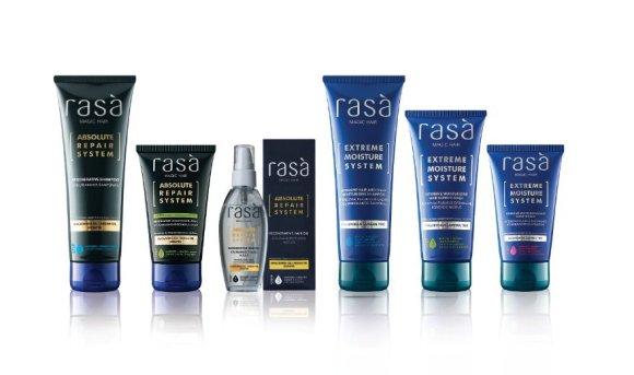 """Gamintojų nuotr./""""Rasa"""" plaukų priežiūros priemonių rinkinys"""