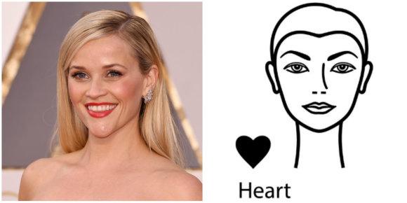 Vida Press nuotr./Veido forma – širdelė: Reese Witherspoon