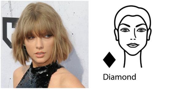 Vida Press nuotr./Veido forma – deimantas: Taylor Swift