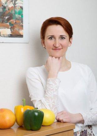 Asmeninio archyvo nuotr./Sveikatai palankios mitybos propaguotoja Raminta Bogušienė