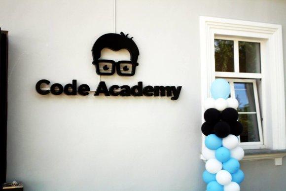 """Organizatorių nuotr./""""CodeAcademy Kids"""""""