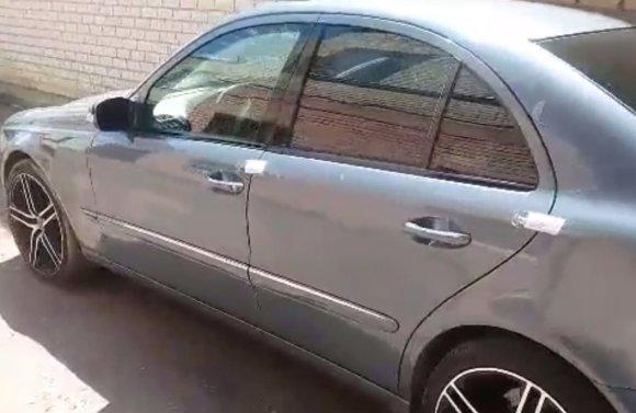 Policijos nuotr./Už svetimus pinigus pirktas automobilis