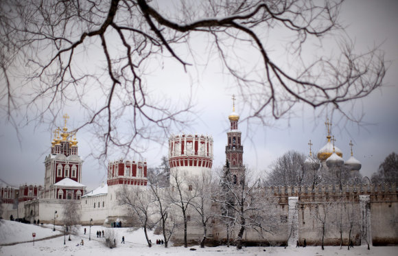 """Scanpix"" nuotr./Novodevičės vienuolynas"