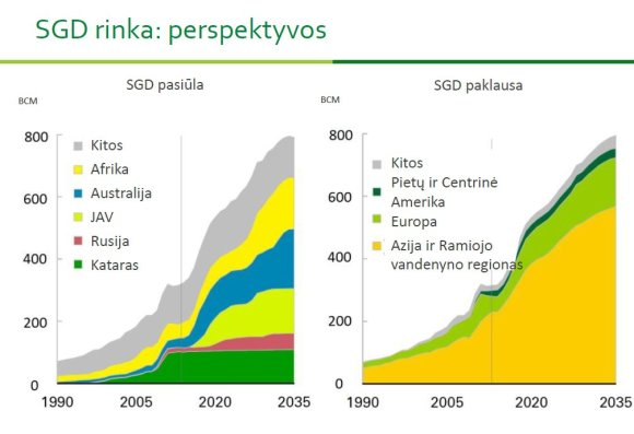 """Litgas"" inf./SGD rinkos perspektyvos"