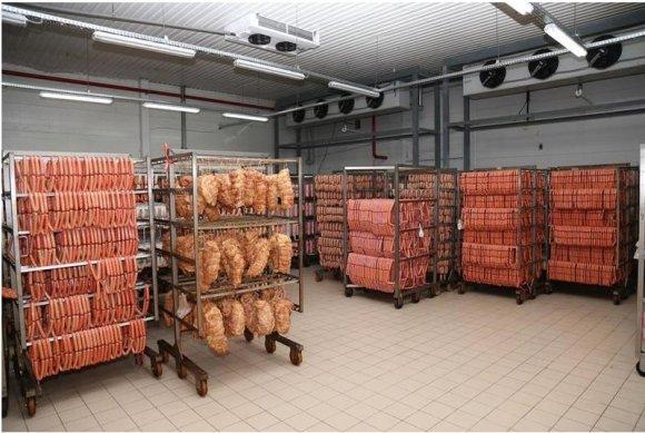 """""""Kaliningrado delikateso"""" nuotr./mėsa"""