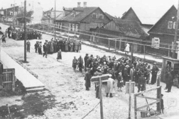Kauno žydų getas