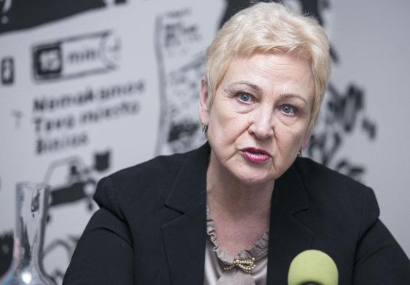 Luko Balandžio / 15min nuotr./Irena Degutienė