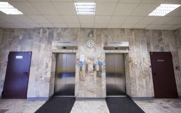 Luko Balandžio/15min.lt nuotr./Vilniaus TV bokštas