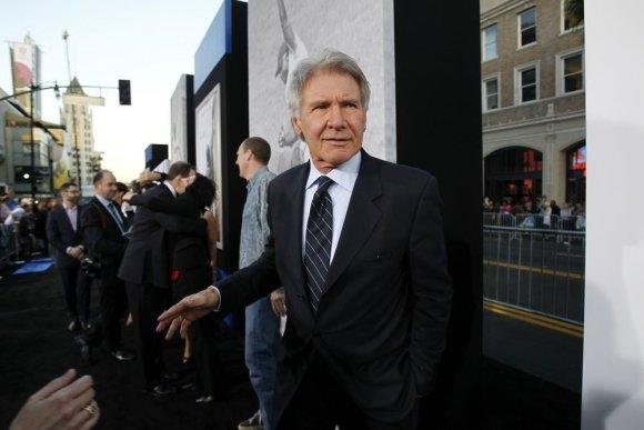 """Scanpix"" nuotr./Harrisonas Fordas"